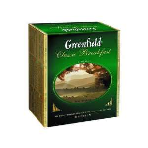 "Greenfield ""Classik Breakfast"" 100 пак"
